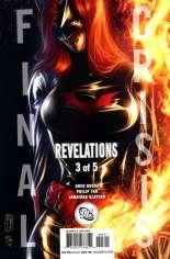Final Crisis: Revelations #3 Variant A