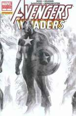Avengers/Invaders (2008-2009) #5 Variant C: 1:50 Sketch Cover