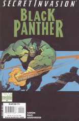 Black Panther (2005-2008) #40 Variant B: 2nd Printing