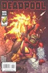 Deadpool (2008-2012) #3 Variant B: 1:20 Variant