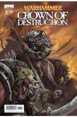 Warhammer: Crown of Destruction #1 Variant A