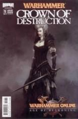 Warhammer: Crown of Destruction #1 Variant C: Incentive Cover
