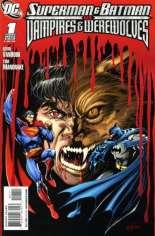 Superman and Batman vs. Vampires and Werewolves #1