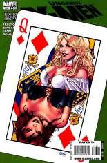 Uncanny X-Men (1963-2011) #503 Variant B: Direct Edition