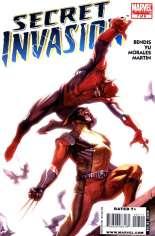 Secret Invasion (2008-2009) #7 Variant A