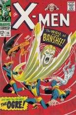 Uncanny X-Men (1963-2011) #28 Variant C: 1994 Marvel Vintage Pack Reprint