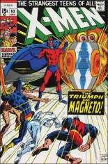Uncanny X-Men (1963-2011) #63 Variant C: 1994 Marvel Vintage Pack Reprint