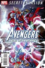 Avengers: The Initiative (2007-2010) #18 Variant A
