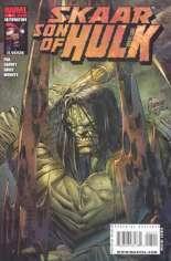 Skaar: Son of Hulk (2008-2009) #4 Variant A