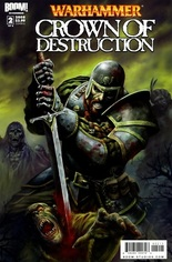 Warhammer: Crown of Destruction #2 Variant A