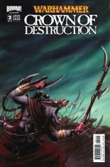Warhammer: Crown of Destruction #2 Variant C: Incentive Cover