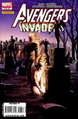 Avengers/Invaders (2008-2009) #6 Variant A