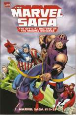 Essential Marvel Saga (2008-2009) #TP Vol 2
