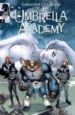 Umbrella Academy: Dallas (2008-2009) #1 Variant B