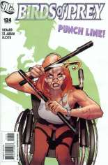 Birds of Prey (1999-2009) #124
