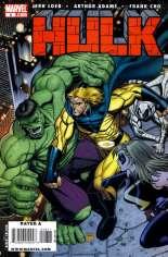 Hulk (2008-2012) #8 Variant A
