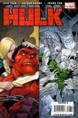 Hulk (2008-2012) #8 Variant B