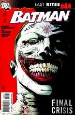 Batman (1940-2011) #682 Variant B: 1:25 Variant