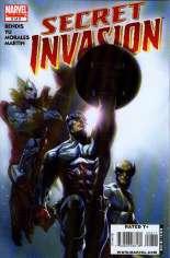 Secret Invasion (2008-2009) #8 Variant A