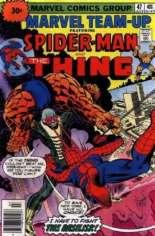 Marvel Team-Up (1972-1985) #47 Variant B: 30 Cent Variant