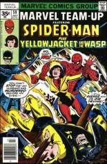 Marvel Team-Up (1972-1985) #59 Variant B: 35 Cent Variant