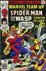 Marvel Team-Up (1972-1985) #60 Variant B: 35 Cent Variant