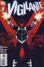 Vigilante (2009-2010) #1 Variant B: 1:10 Variant