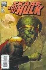 Skaar: Son of Hulk (2008-2009) #6 Variant B: Villain Variant