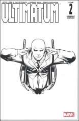 Ultimatum (2009) #2 Variant C: Sketch Cover