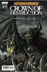 Warhammer: Crown of Destruction #3 Variant A