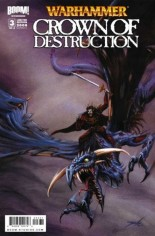 Warhammer: Crown of Destruction #3 Variant C: Incentive Cover