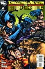 Superman and Batman vs. Vampires and Werewolves #6