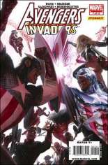 Avengers/Invaders (2008-2009) #7 Variant A