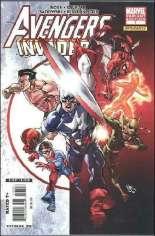 Avengers/Invaders (2008-2009) #7 Variant B: 1:18 Variant