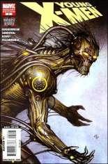 Young X-Men (2008-2009) #9 Variant B: Villain Variant