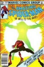 Amazing Spider-Man (1963-1998) #234 Variant C: 75 Cent Variant