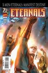 Eternals (2008-2009) #7 Variant A