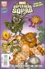 Marvel Super Hero Squad: Hero Up! (2009) #1 Variant B: Villains Cover