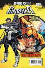 Punisher (2009-2010) #1 Variant A: The Sentry Target Cover