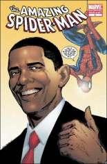 Amazing Spider-Man (1999-2014) #583 Variant C: 2nd Printing