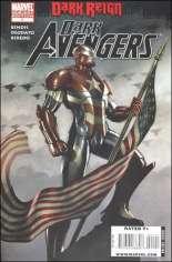 Dark Avengers (2009-2010) #1 Variant D: 1:50 Variant