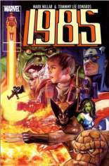 Marvel 1985 (2008) #HC Variant A