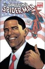 Amazing Spider-Man (1999-2014) #583 Variant E: 4th Printing