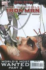 Invincible Iron Man (2008-2012) #10 Variant A