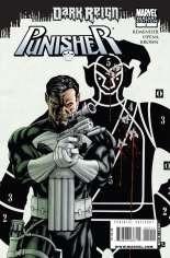 Punisher (2009-2010) #2 Variant B: Green Goblin Target Variant Cover