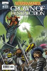 Warhammer: Crown of Destruction #4 Variant A