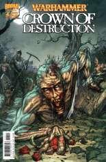Warhammer: Crown of Destruction #4 Variant B