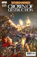 Warhammer: Crown of Destruction #4 Variant C: Incentive Cover