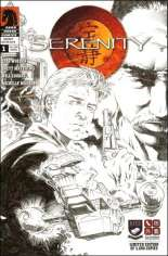 Serenity: Better Days #1 Variant C: California Browncoats Cover; Limited to 5000