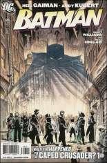 Batman (1940-2011) #686 Variant B: Variant Cover